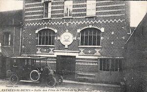 60 Oise Estrees Saint Denis Salle Des Fetes De L Hotel De La