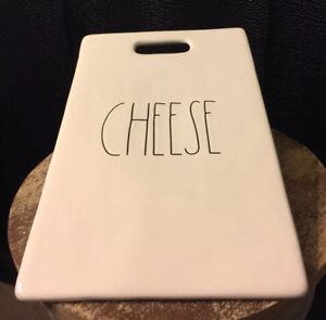 Rae-Dunn-Cheese-034-Cheese-Board-Platter-Pottery-Artisan-Collection