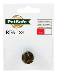 Petsafe Rfa-188 3 V Lithium Battery-cat Fence Little & Big Dog Bark Collar-afficher Le Titre D'origine Soulager La Chaleur Et Le Soleil