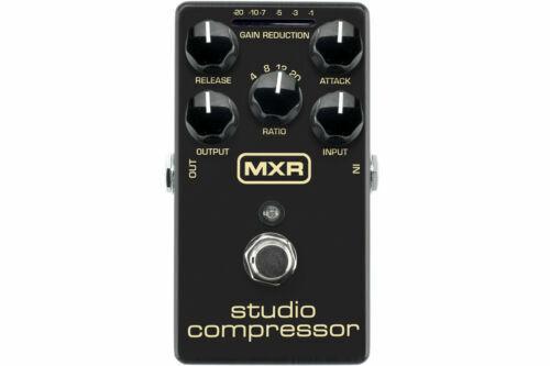 mxr m76 studio compressor guitar effects pedal for sale online ebay. Black Bedroom Furniture Sets. Home Design Ideas