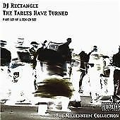 DJ Rectangle : The Tables Have Turned CD NEW