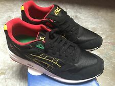 Sneak of the Week – ASICS Gel Saga Black / Mint Fast Car