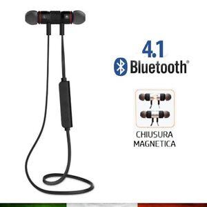 Auricolari-Cuffie-wireless-sport-Bluetooth-4-1-stereo-Microfono-Per-Smartphone