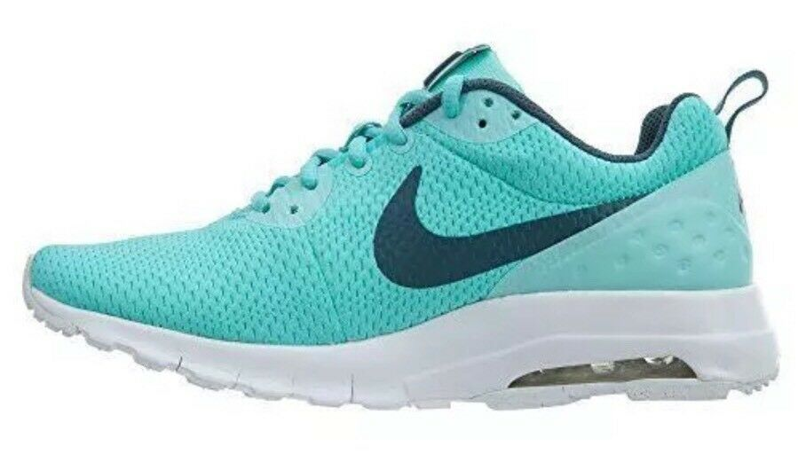 67bab8b4fe Nike Air Max LW Womens Size 6 Running shoes Aurora Green White 833662-300  Motion ntisaf7568-Athletic Shoes