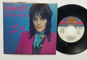 Joan-Jett-45-I-Love-Rock-N-Roll-Photo-Manche-Rock-The-Runaways-gL155