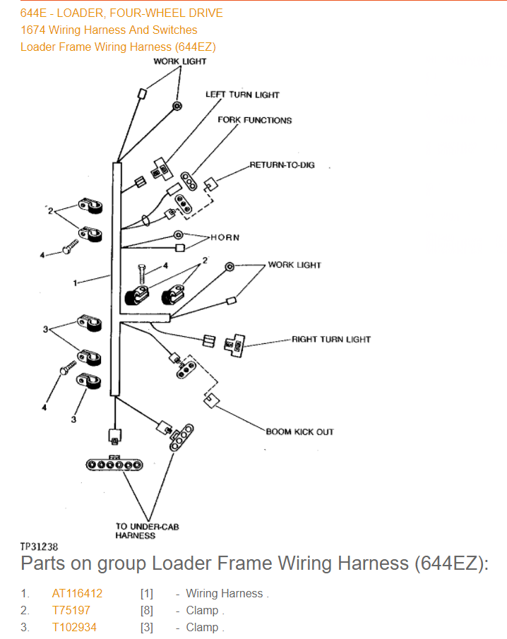 John Deere 320d Wiring Harness Diagram Wiring Diagram Gp
