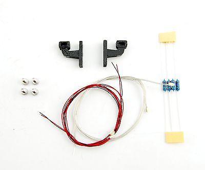 Bausatz RC Truck Auflieger Tieflader Begrenzungsleuchten Seitenlicht 1:14 1:16