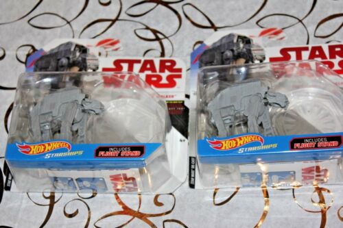 Star Wars Hot Wheels PICK YOUR STYLE SEALED /& BRAND NEW  LOT OF 2