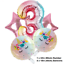 Rainbow-Unicorn-Balloons-Birthday-Party-Decorations-Princess-Girl-Foil-Numbers thumbnail 5