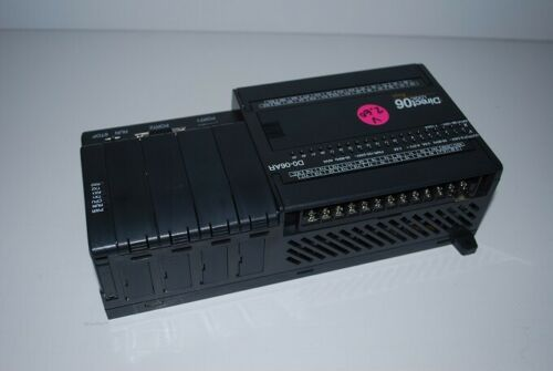 20 AC ins AutomationDirect D0-06AR DirectLogic PLC 16 relay outs. 120-240VAC