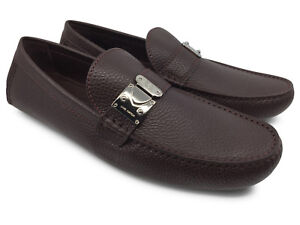 f6ed77e3eca0 New Authentic Louis Vuitton Men s Loafers Racetrack Car Shoe 11.5 ...