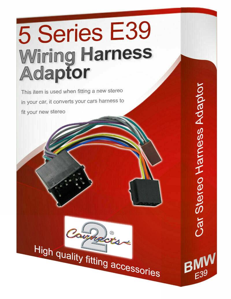 BMW 3 Series E36 Radio Stereo Wiring Harness Adapter Lead Loom Converter  for sale online   eBayeBay
