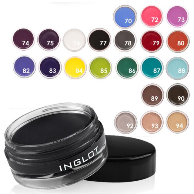INGLOT Eyeliner GEL Waterproof Women Eye Liner Shadow Makeup Matte DURALINE