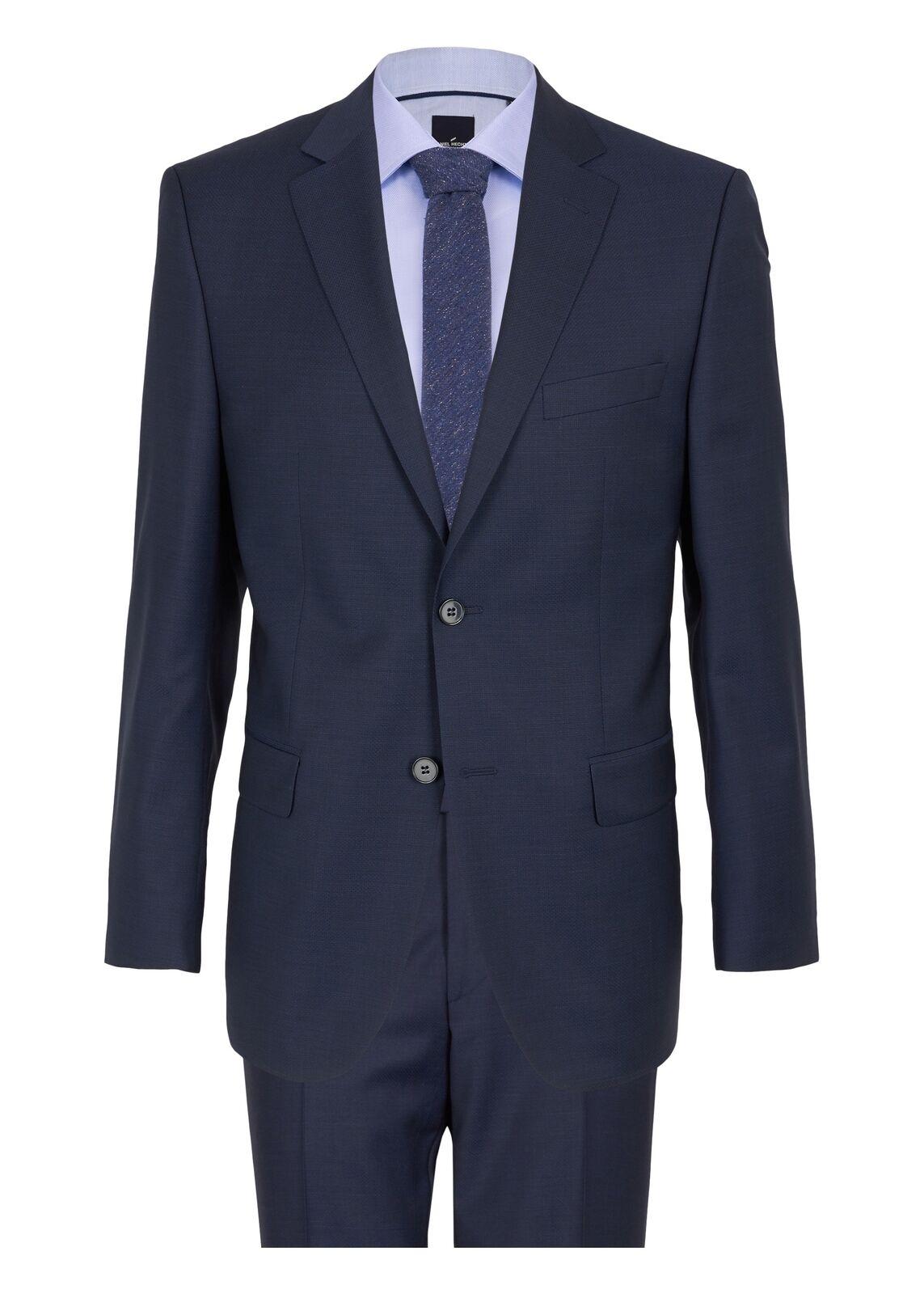 Daniel Hechter - Regular Fit - Baukasten Anzug aus ital. Schurwolle (100101)