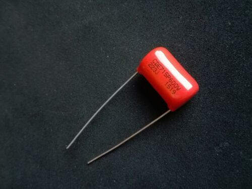 Condensatore Orange Drop 0,22 MF 600 V