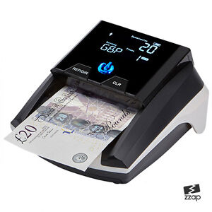 MONEY DETECTOR CHECKER COUNTERFEIT FAKE BANK NOTE BANKNOTE FORGERY COUNTER