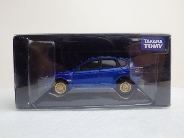 """SUBARU IMPREZA WRX STi  Blue  7cm (2.8"""")  TOMICA LIMITED  #0151  NEW"""