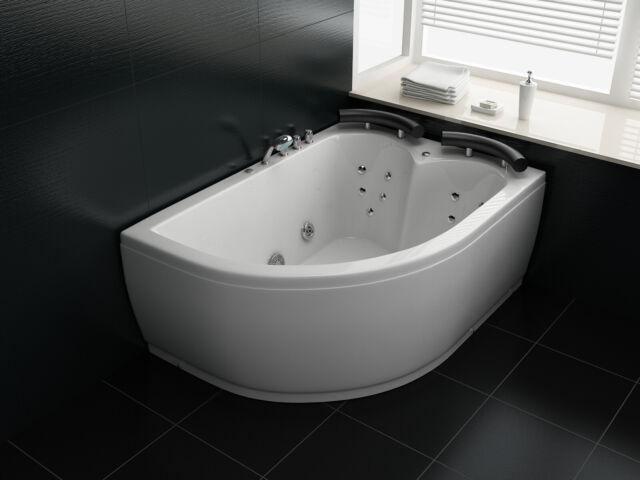 Whirlpool Badewanne Kaufen : whirlpool pool badewanne eckwanne wanne a1402r 135x135 ~ Watch28wear.com Haus und Dekorationen