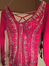 Maria McGill Designs to Shine ballroom dance gown -- Custom Made, barely worn!