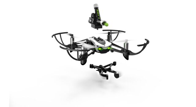 dronex pro gewicht