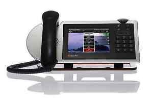 Fully-Refurbished-Shoretel-IP-655-VOIP-Telephone-Set-Silver