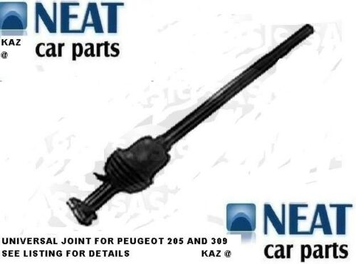 Joint universel pour PEUGEOT 205 /& 309 new 410396