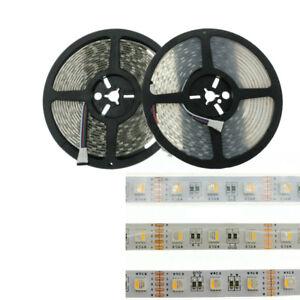4-in-1-RGBW-300-LED-Strip-5050-DC12V-Flexible-LED-Light-RGB-White-Warm-White-5M