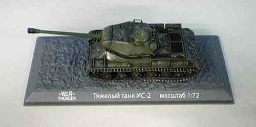 1:72 IS-2 Heavy Tank Soviet Army Berlin 1944 Germany