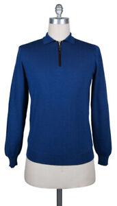 Svevo Parma Blau Pullover - Größe 3XL (US) / 58 (Eu) - (6107AI14MP062172S)