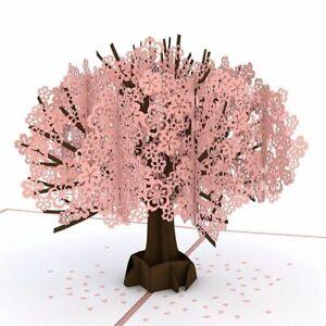 Tarjeta-Emergente-de-Cerezos-En-Flor-Tarjeta-3D-Tarjeta-de-Cumpleanos-Ta-X6R3