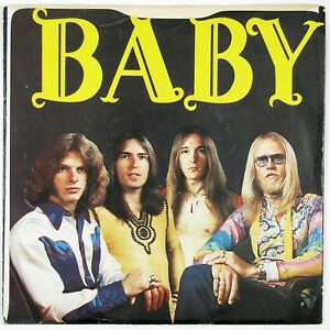 BABY-It-039-s-Another-Saturday-Night-So-Long-My-Friend-7IN-1975-SOUTHERN-ROCK-NM