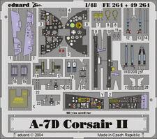 Eduard Zoom FE264 1/48 Vought A-7D Corsair II Hasegawa