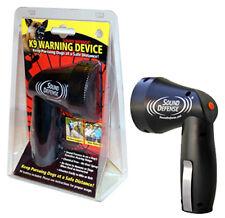 Aggressive Dog Deterrent / Dog Repeller - Sound Defense K9 Warning Device