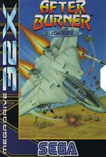 ## SEGA Mega Drive 32X - After Burner Complete (nur das Modul / ohne OVP) ##