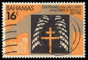 BAHAMAS 506 (SG613) - Discovery of TB Bacillus 100th Anniversary (pa50032)