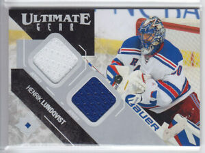 2014-15-UD-ULTIMATE-HENRIK-LUNDQVIST-JERSEY-GAME-USED-GEAR-MATERIALS-Rangers