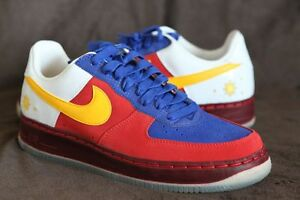 Details about Nike Air Force 1 Insideout Priority Philippines Filipino Pacquiao Quickstrike DS