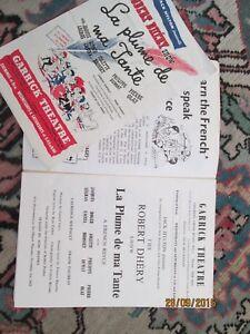 Antiguo-Programa-la-Pluma-de-Ma-Tante-con-Colette-Bourne-Jacques-Legras