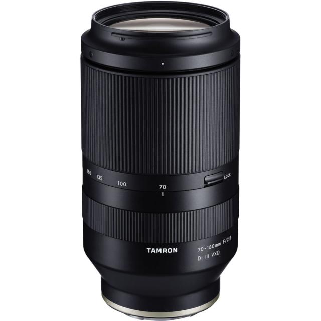 Tamron 70-180mm f2.8 Di III VXD - Sony FE Mount