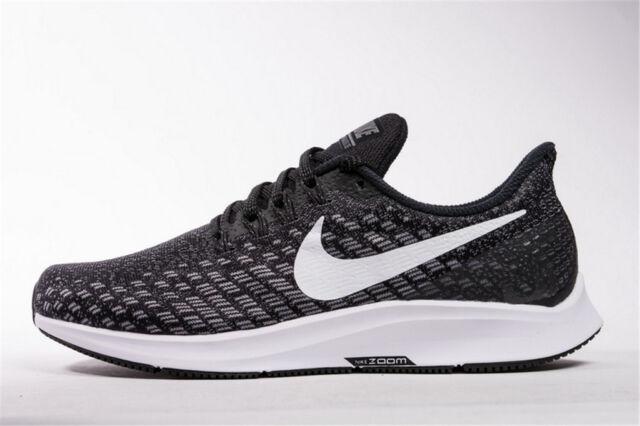 nuovo economico piuttosto bella scarpe originali (tg. 42.5 Eu) Nike Air Zoom Pegasus 35 Scarpe da ginnastica Basse Uomo  (black/