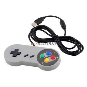 Super-Nintendo-SNES-USB-GAME-Controller-Gamepad-Joypad-for-PC-Mac-Windows-PAD