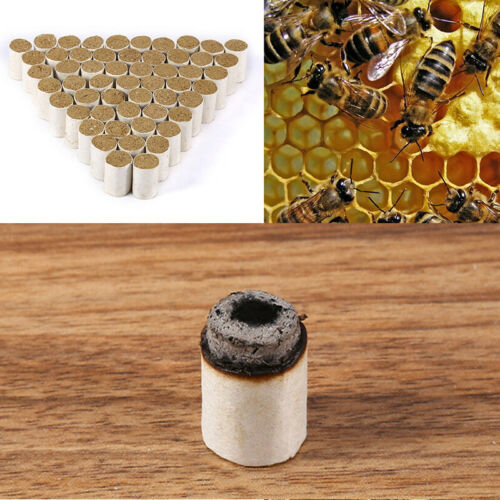 Smoker Fuel Bee Hive Smoke Supplies Kit Equipment Beekeeping Tools Supplies