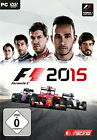 F1 2015 (PC, 2016, DVD-Box)