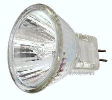 10 MR11 20w Halogen Bulbs Spot Lamp 12v FREE deliverey