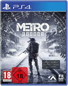 Metro-Exodus-DayOne-Edition-PS4-NEU-amp-OVP-UNCUT-Blitzversand