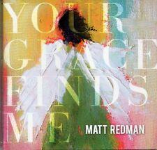 Matt Redman - Your Grace Finds Me, CD, New
