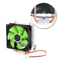 Dual Fan CPU Cooler Cooling Heatsink For Intel LGA775/1156/1155 AMD AM2/AM2+/AM3