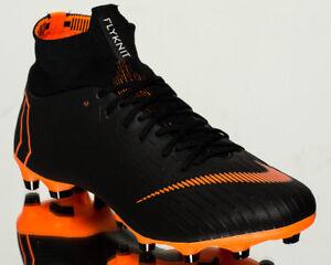 8d7abd32e826 Nike Mercurial Superfly VI Pro AG-PRO men soccer cleats NEW black ...