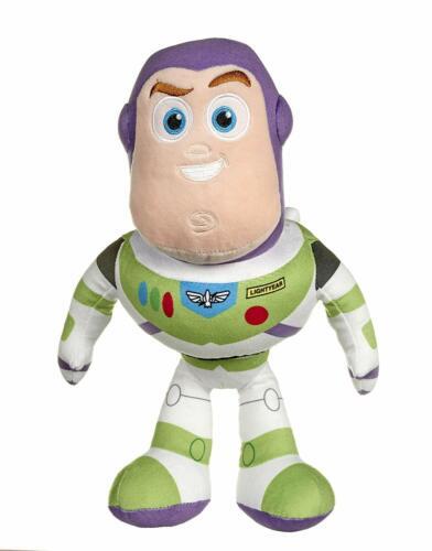 """OFFICIAL Disney Toy Story 4 Buzz GRANDE 12/"""" Giocattolo Morbido Peluche Teddy NUOVO CON ETICHETTE"""