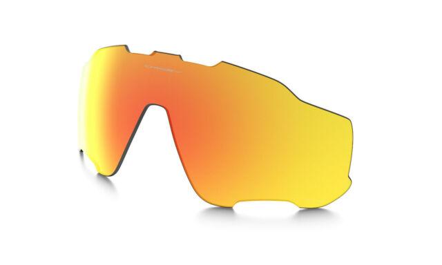 Oakley Replacement Lens Jawbreaker - fire iridium polarized 3E1LTbs